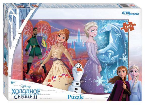 94104 Мозаика puzzle 160 Холодное сердце 2