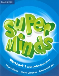 Super Minds 1 Workbook with Onlline Resources
