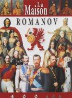 Дом Романовых.400 лет, на французском языке