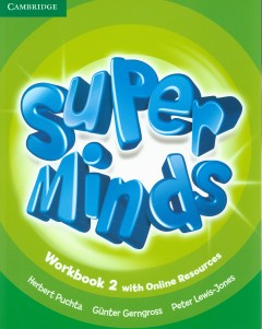 Super Minds 2 Workbook with Online Resources
