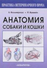 Анатомия собаки и кошки (мягкая обложка)