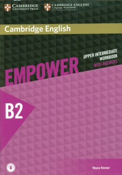 Camb Eng Empower Upp-Int WB + Ans + Audio