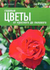 Садовые цветы: от красного до лилового
